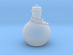Mini Potion Ornament in Smooth Fine Detail Plastic