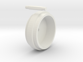ROCCAT Kone scroll wheel replacement in White Natural Versatile Plastic