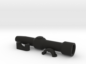 Toyscope W Holder in Black Natural Versatile Plastic