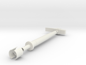 Moon Tools 1:1 Hammer Early Apollo in White Natural Versatile Plastic