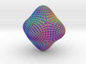 Rainkis-Hexa in Full Color Sandstone