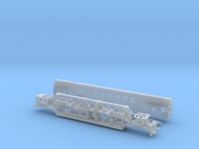 DABuzfa777 'Schrankwand' Steuerwagen in Smooth Fine Detail Plastic