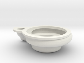 Marmon Water Pump REV B  in White Natural Versatile Plastic
