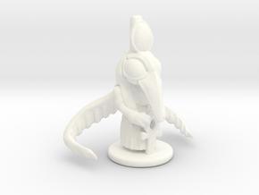 egytian´chibi model 4 in White Strong & Flexible Polished