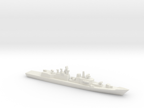 ITS Durand de la Penne DDG w/ barrels, 1/3000 in White Strong & Flexible