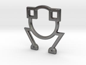 1001 in Polished Nickel Steel