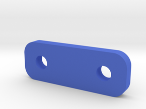 PureThermal 1 Stand - Part 2/3 in Blue Strong & Flexible Polished