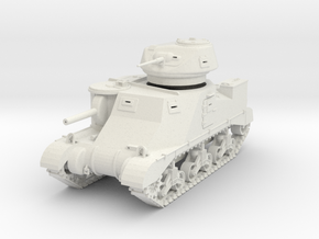 PV100 Grant I Cruiser Tank (1/48) in White Natural Versatile Plastic