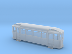 BW 12 der Lockwitztalbahn in Spur H0m in Smooth Fine Detail Plastic