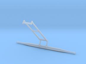 37D-J Mission-LRV Saddle Scenario 4 in Smooth Fine Detail Plastic