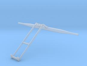 37F-J Mission-LRV Saddle Scenario 6 in Smooth Fine Detail Plastic