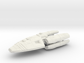 avenger class in White Natural Versatile Plastic