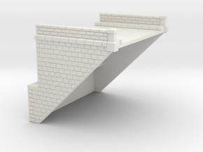 NV4M11 Modular metallic viaduct 1 in White Natural Versatile Plastic