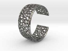 Frohr Design Radiolaria Bracelet Dec/02 in Polished Silver