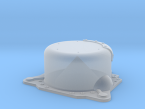 1/43 Lenco 7.5 Inch Deep Bellhousing (With Starter in Smoothest Fine Detail Plastic