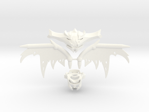 Oryx Pack in White Strong & Flexible Polished