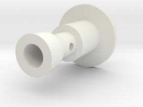 SECO 5198 Metal in White Natural Versatile Plastic