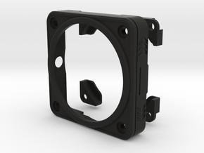 BR-361 case for MOTO 360 in Black Natural Versatile Plastic