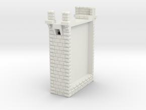 NV5M05 Modular metallic viaduct 2 in White Natural Versatile Plastic
