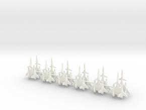 x12 VF-4 1/700 in White Processed Versatile Plastic