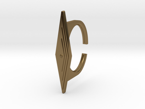Ring 5-8 in Polished Bronze