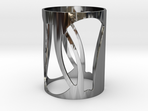 C922 in Fine Detail Polished Silver