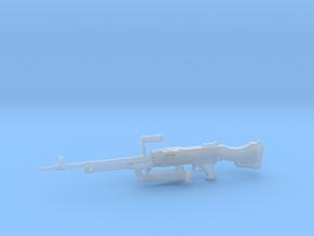 1/16 FN L37A2 (GPMG) Machine Gun in Smooth Fine Detail Plastic