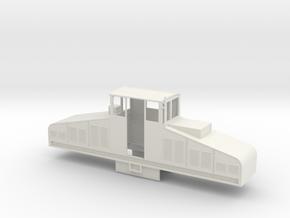 B-1-43-crochat-50cm-loco1 in White Natural Versatile Plastic