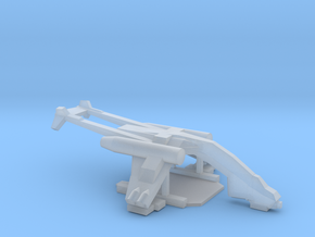 [3mm] Heavy Vehicle Lifter in Smooth Fine Detail Plastic