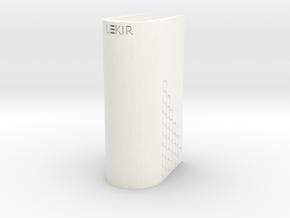 Lekir DNA200 (Body) in White Processed Versatile Plastic
