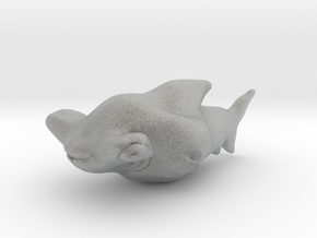 Sharky in Metallic Plastic