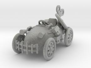Car Adventure in Metallic Plastic
