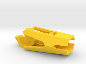 Sledgehammer Cannon Kit 2 Of 2 in Yellow Processed Versatile Plastic