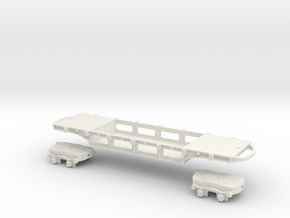 A-1-32-pechot-platform-wagon1b-plus in White Natural Versatile Plastic