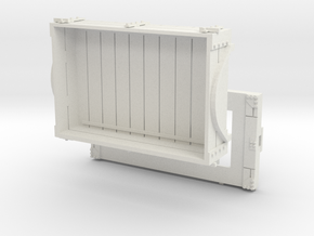 A-1-32-wdlr-a-class-open-fold-sides-wagon1c in White Natural Versatile Plastic