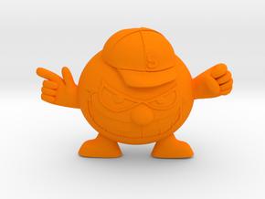 Syracuse Orangeman Firgurine - CUSTOM #73 in Orange Processed Versatile Plastic