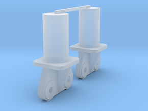 300t Ends(1) in Smooth Fine Detail Plastic