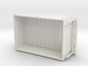 A-1-19-wdlr-a-class-open-fold-side-ends-wagon1c in White Natural Versatile Plastic