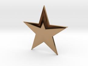 STAR-BASICloft in Polished Brass