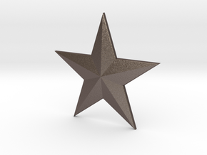 STAR-BASICloft in Polished Bronzed Silver Steel