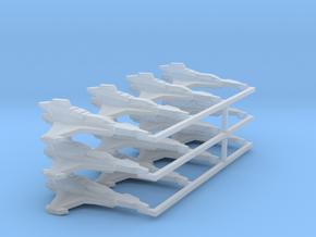 [4] Mk VII Strike Fighter Squadron in Smooth Fine Detail Plastic
