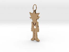 Yugi Pendant in Polished Brass
