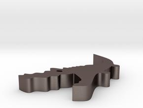Crocodile Opener in Stainless Steel