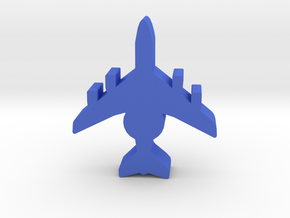 Game Piece, Blue Force AWACS in Blue Processed Versatile Plastic