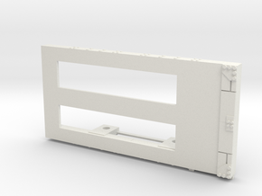 A-1-24-wagon-c-class-bogie-1a in White Natural Versatile Plastic