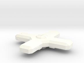 Rockhound 1-1000 in White Processed Versatile Plastic