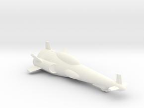 Prince G'vare 1-1000 in White Processed Versatile Plastic