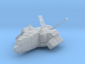 """Taiidan """"Kaark"""" Attack Bomber in Smooth Fine Detail Plastic"""