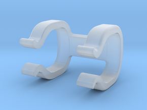 Bottom Mount in Smooth Fine Detail Plastic