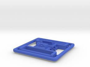 Model 1624 G-Shock NATO/ZULU adapter in Blue Processed Versatile Plastic